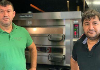Jappis med ny storkjøkken pizzamaster fra Totalpac