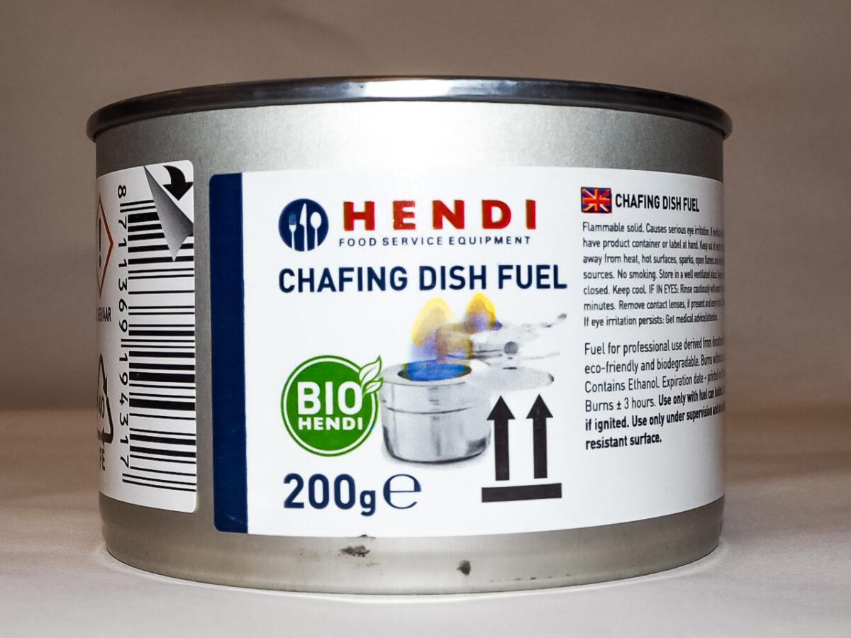 HENDI CHAFING BRENSEL